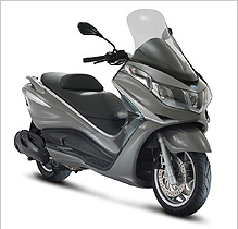 Scooter Piaggio X10 125 Executive