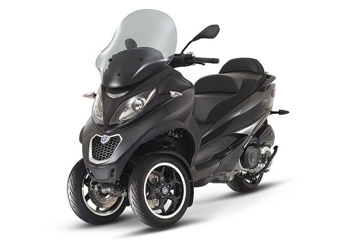 scooter piaggio mp3 lt 500ie sport le mp3 le plus puissant accessible avec un simple permis auto. Black Bedroom Furniture Sets. Home Design Ideas