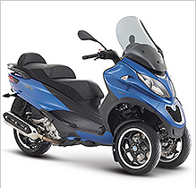 Scooter Piaggio MP3 500 ABS-ASR Sport