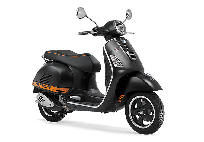 Scooter Vespa GTS Supersport 125ie