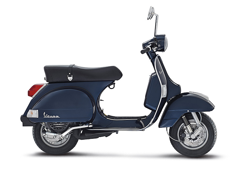 scooter vespa px 125 un design unique inimitable. Black Bedroom Furniture Sets. Home Design Ideas