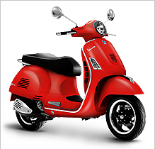 Scooter Vespa GTS Super 300ie